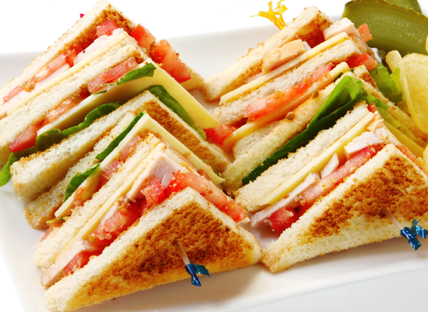 Sanduíche com Molho Italiano Kenko